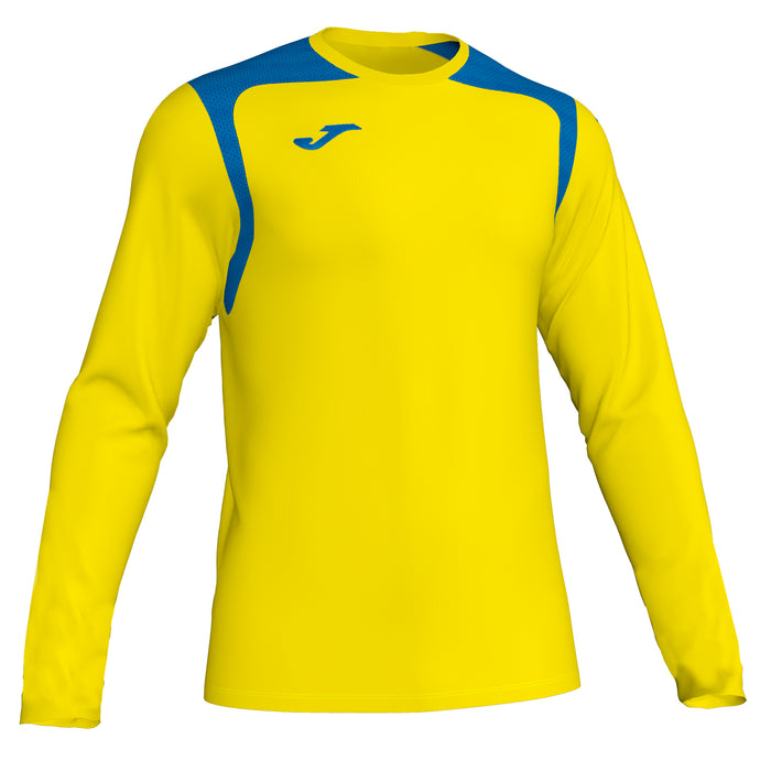 Joma T-Shirt Championship V Long Sleeve Extended Duplicate