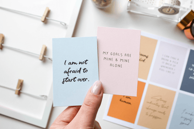 Using Self-Love Affirmations To Improve Body Image And Positivity
