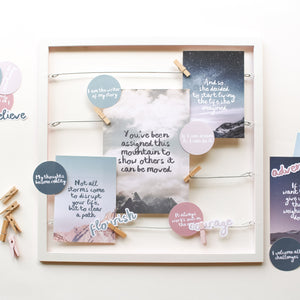 Vision Board Kit for Motivation