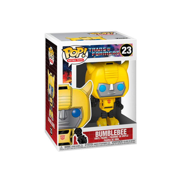 FUNKO POP ANIMATION: TRANSFORMERS - BUMBLEBEE