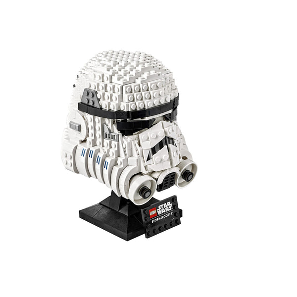 LEGO STAR WARS: CASCO STORMTROOPER