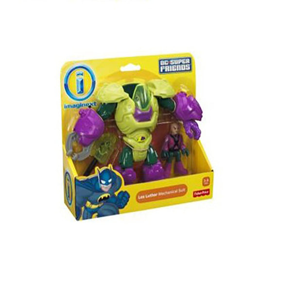 IMAGINEXT SUPER FRIENDS SURTIDO VEHÍCULOS