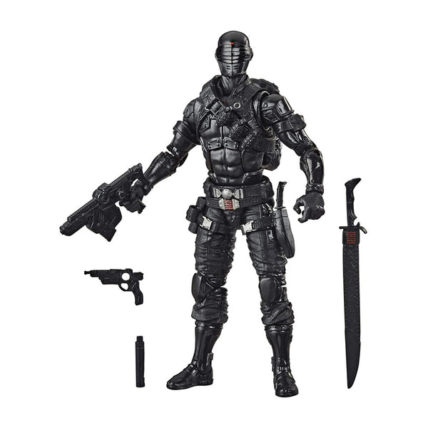 G.I. JOE CLASSIFIED SERIES - SNAKE EYES