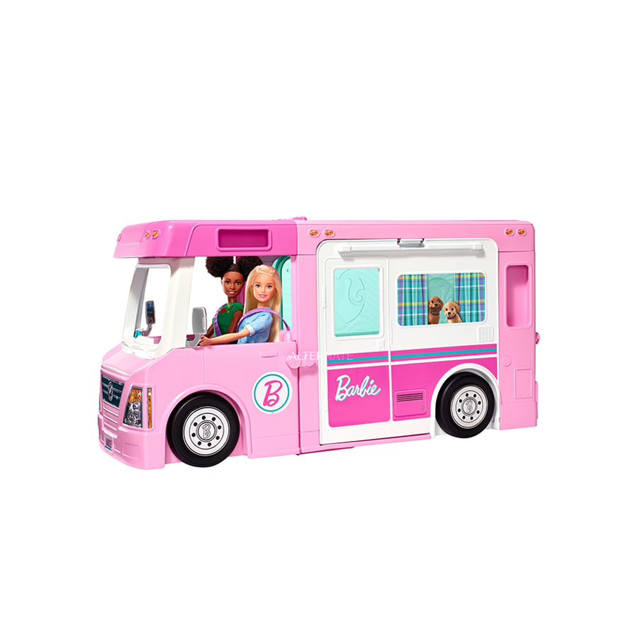 CAMPER DE BARBIE 3 EN 1