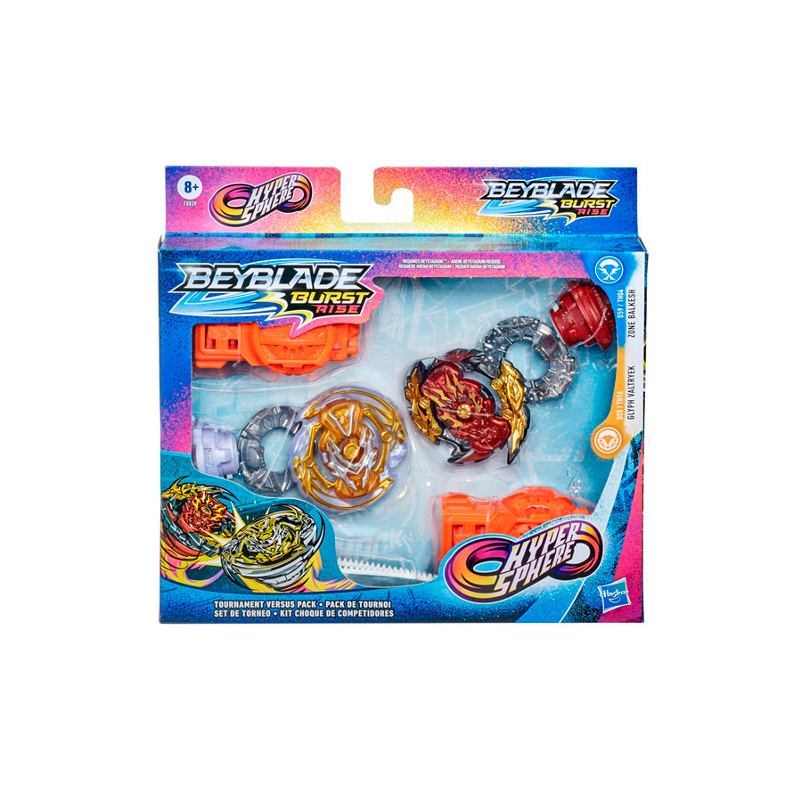 BEYBLADE HS TOURNAMENT VERSUS PACK