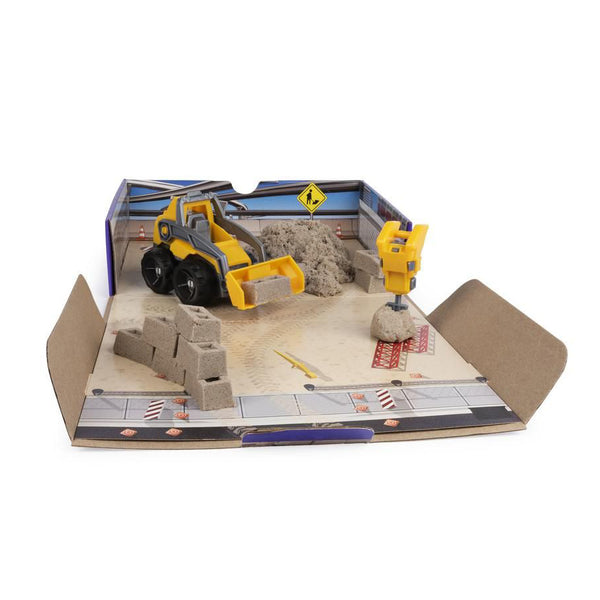 SET EXCAVACION Y DEMOLICION KINETIC SAND