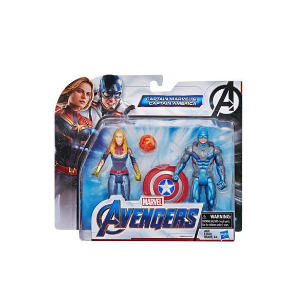 MARVEL AVENGERS - TEAMPACKS PELICULA 6 IN