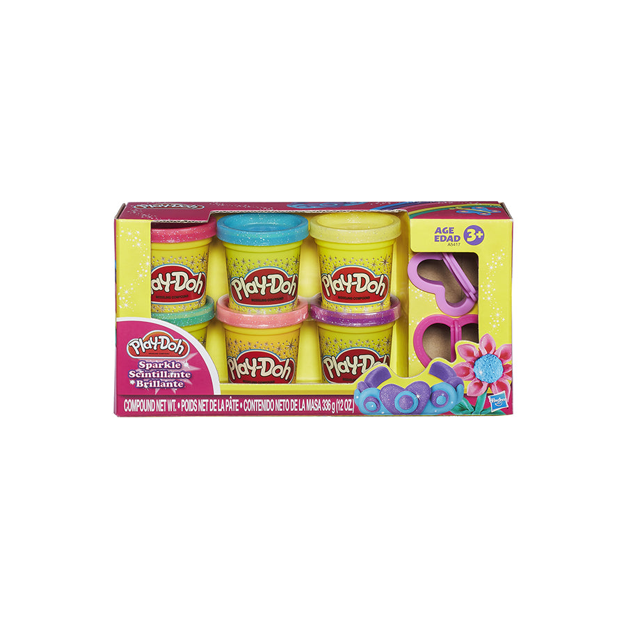 PLAY DOH BRILLANTE