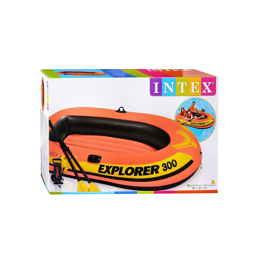 CANOA INFLABLE EXPLORER 300