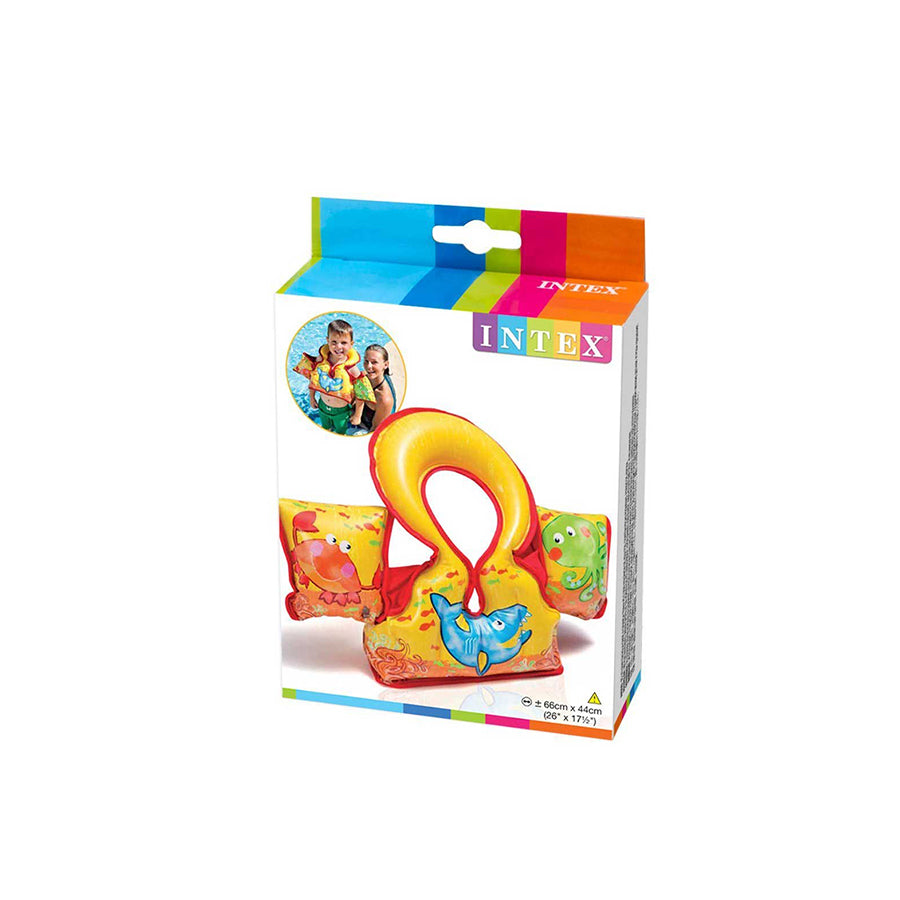 CHALECO INFLABLE 66 X 44 CM