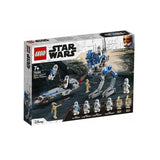 STAR WARS 501ST LEGION CLONE TROOPERS