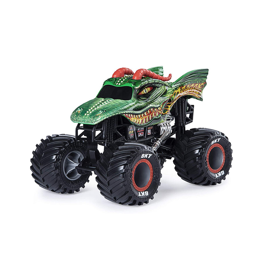 MONSTER JAM - 1:24 DIE CAST TRUCKS