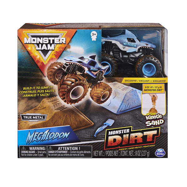 SET DE JUEGO MONSTER DIRT BASICO