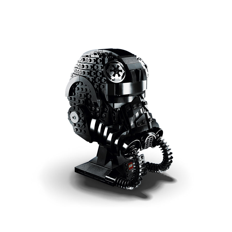 CASCO TIE FIGHTER PILOT (NEGRO)