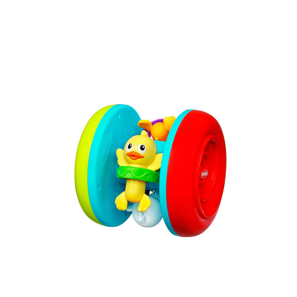 PATITO SIGUE Y GATEA PLAYSKOOL