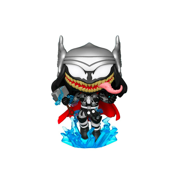 FUNKO POP MARVEL: VENOMIZADOS - THOR EXCLUSIVO