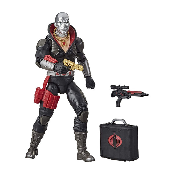 G.I. JOE CLASSIFIED SERIES - DESTRO