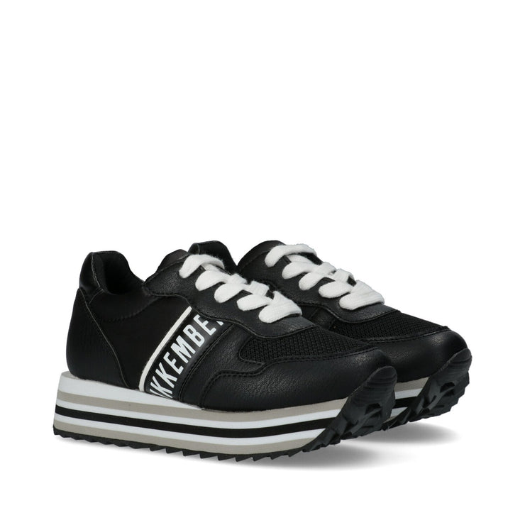 Sneakers alte Bikkembergs con logo laterale K3A4-20699-0208999-