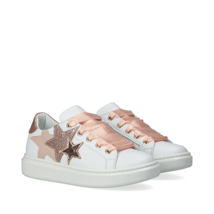 Sneakers con stelle M4A4-51225-0062X335