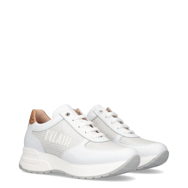 SNEAKERS IN ECOPELLE LOGATE P4A4-10939-1196X013