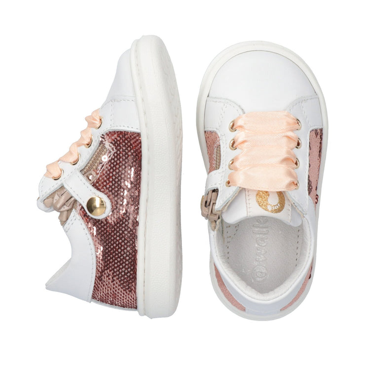 Sneakers con paillettes