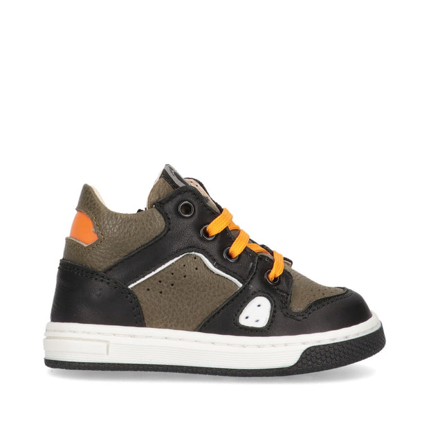 Sneakers Walkey in pelle multicolor Y1B4-40805-0092X146