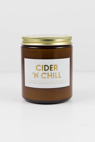 Holiday Candle // Cider 'N Chill 8oz
