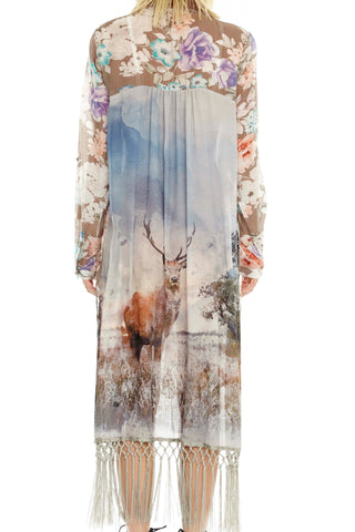 LOST IN THE FOREST TUNIC