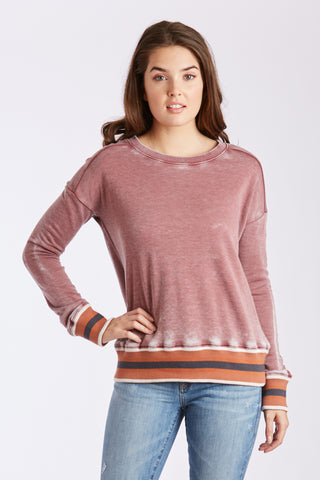 Casey Burnout Pullover