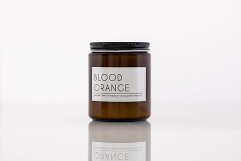 Candle // Blood Orange 8oz