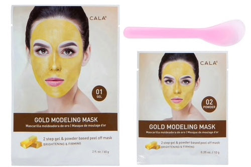 GOLD MODELING MASK