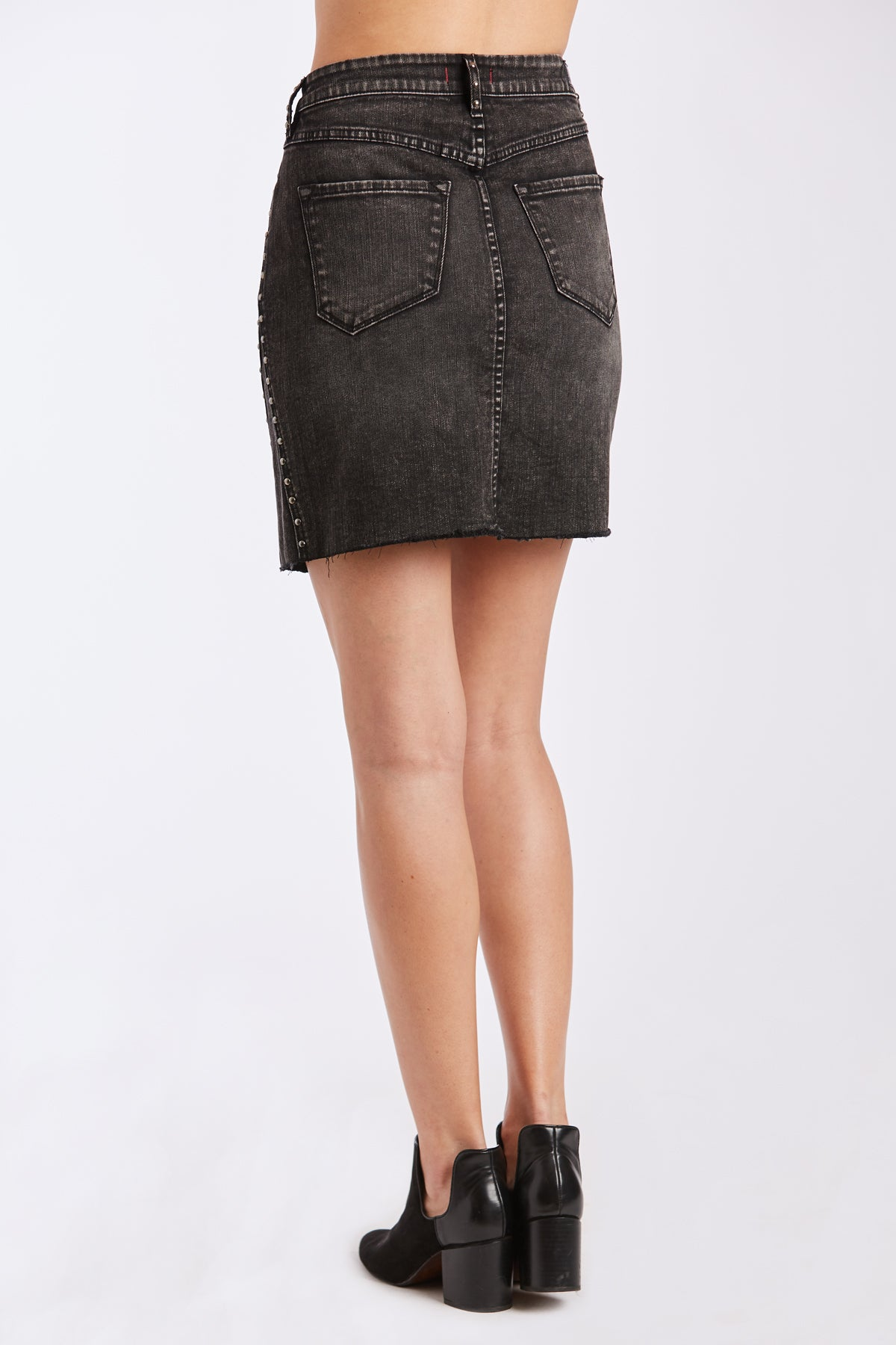 KAYLEE HIGH RISE ALINE SKIRT