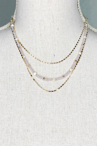 LILLIAN LAYERED NECKLACE