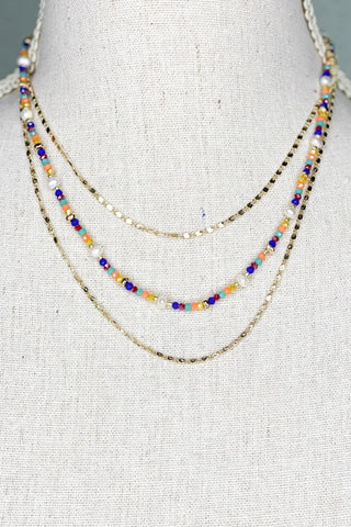 RIO LAYERED NECKLACE