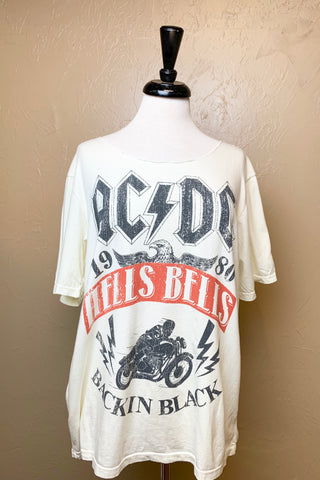 AC/DC CRISS CROSS BACK