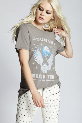 SHORT SLEEVE JOURNEY WORLD TOUR TEE