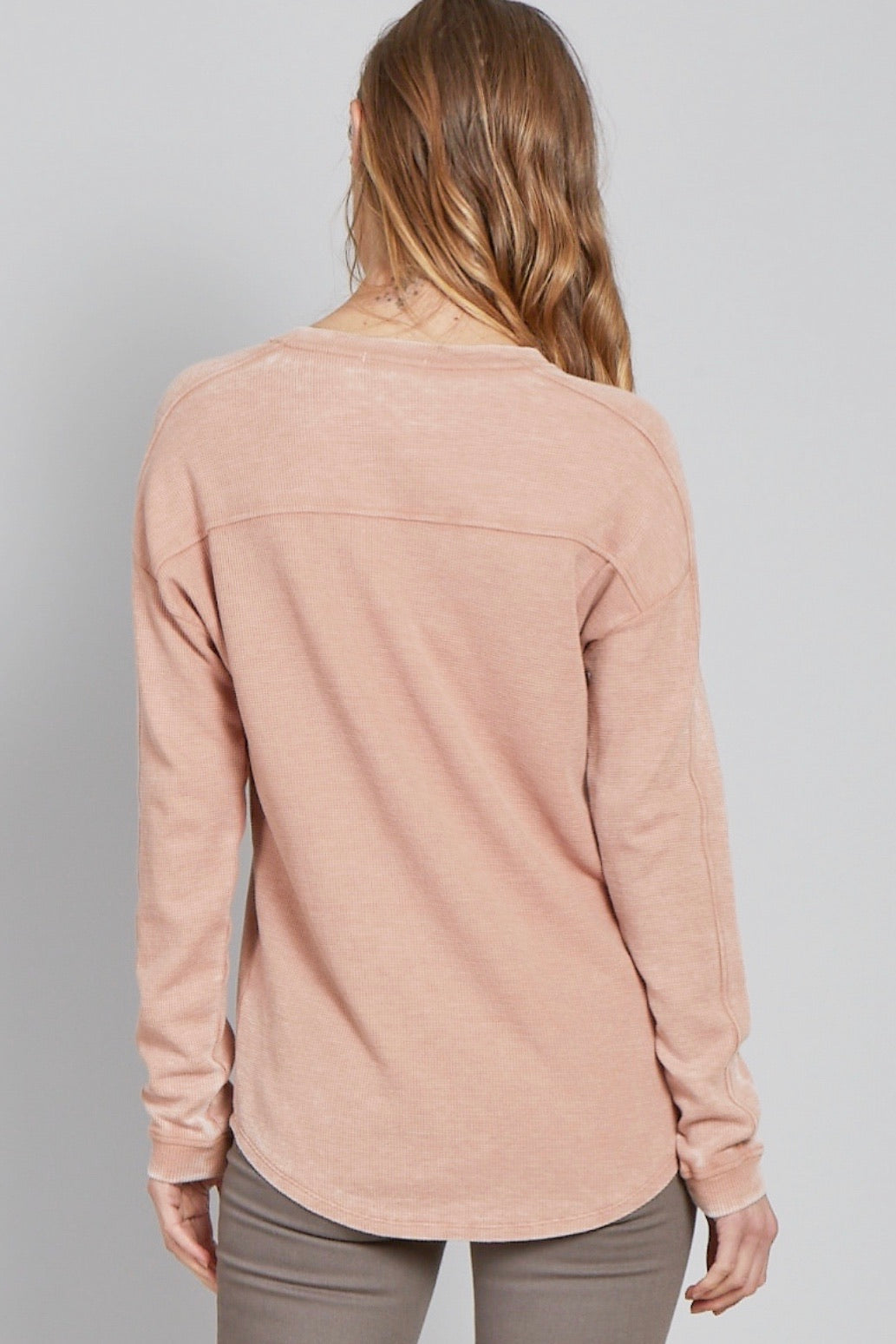 NALA LONG SLEEVE THERMAL TOP
