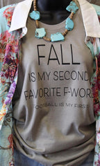FALL IS MY FAVORITE GRAPHIC T