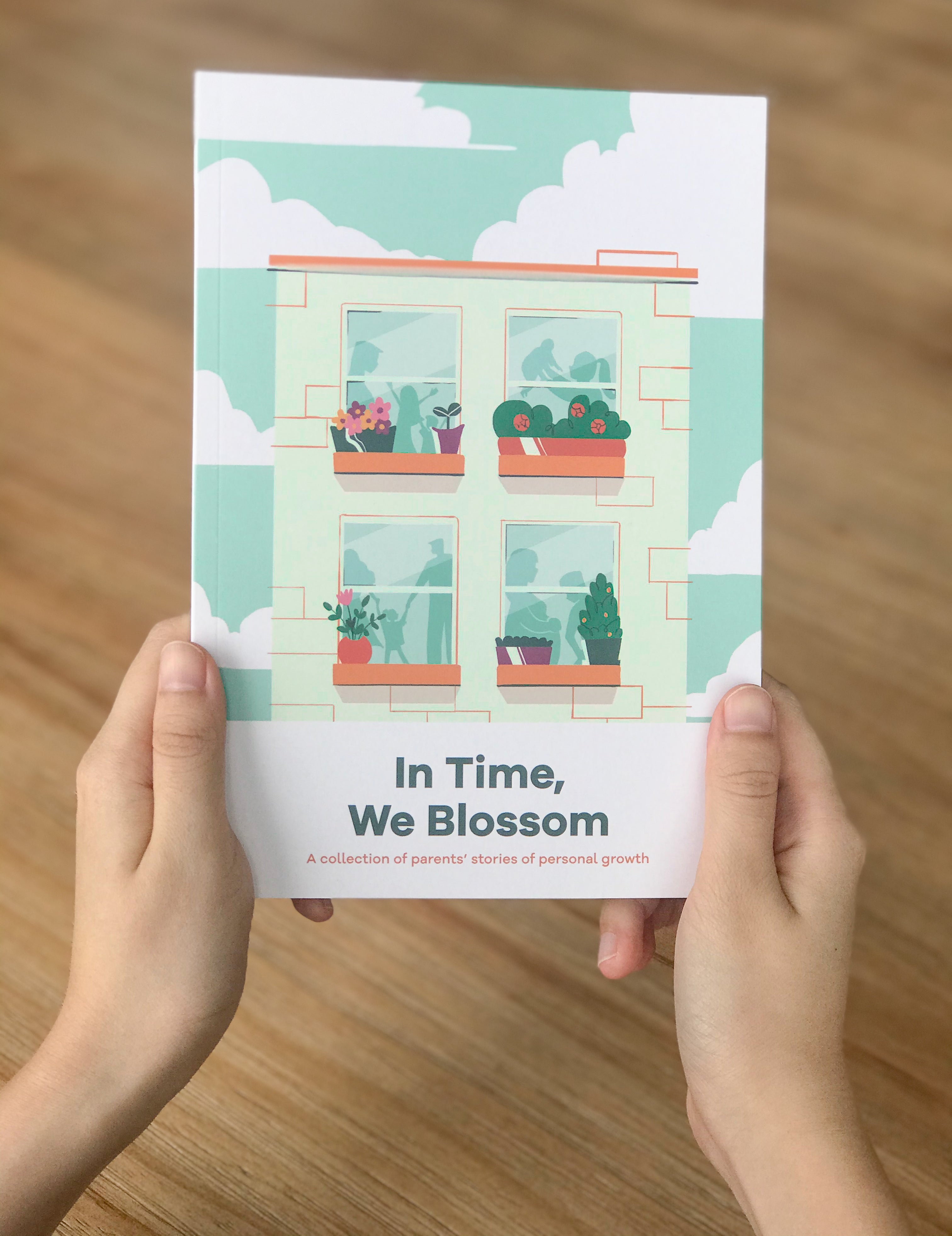 In Time, We Blossom | Paper Back