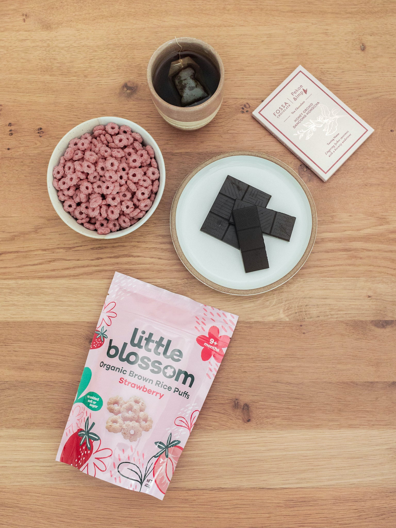 Little Blossom x Fossa Chocolate Gift Set
