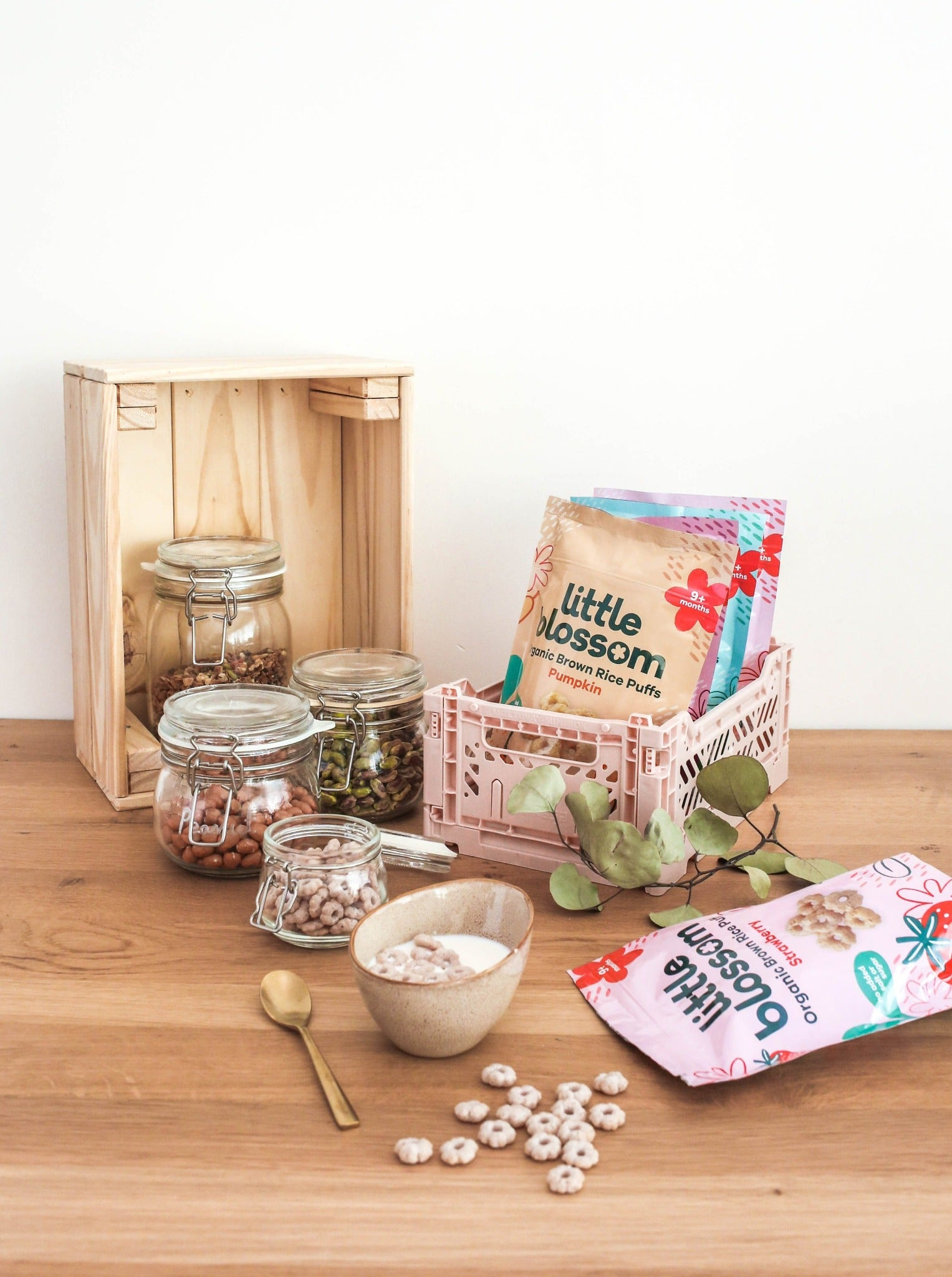 Little Blossom x State of Matters Gift Set