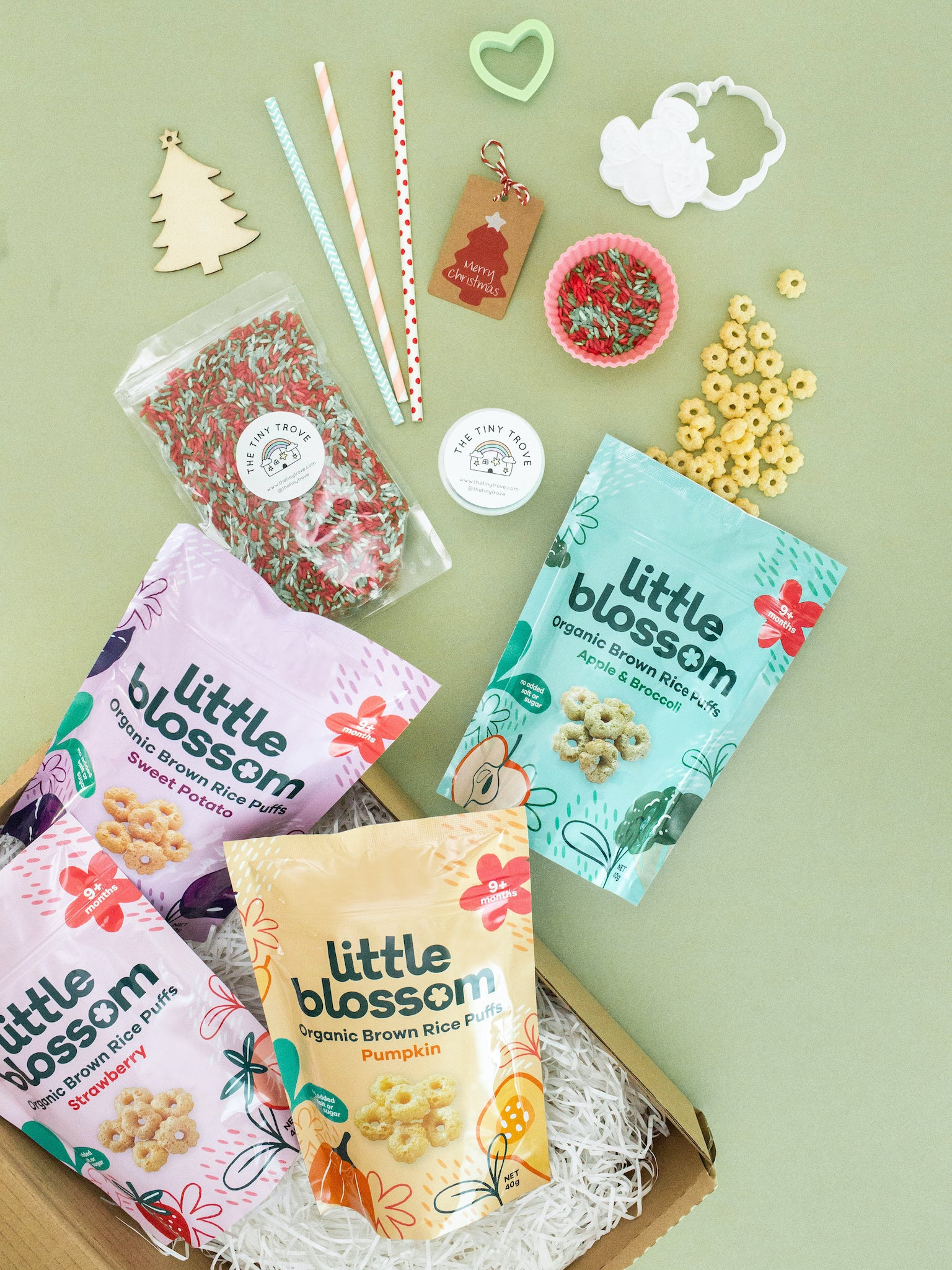 Little Blossom x The Tiny Trove Gift Set
