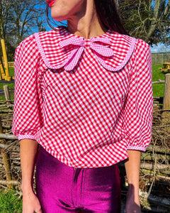 The 'Picnic' blouse