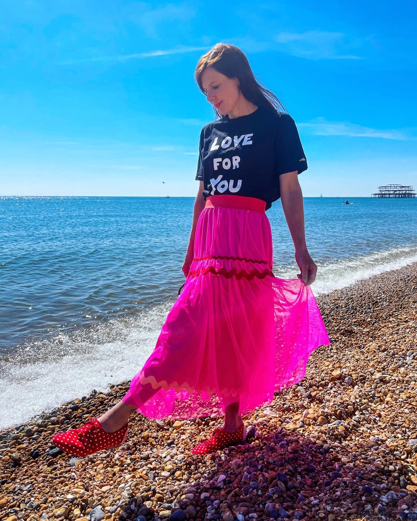 The 'Brighton' skirt