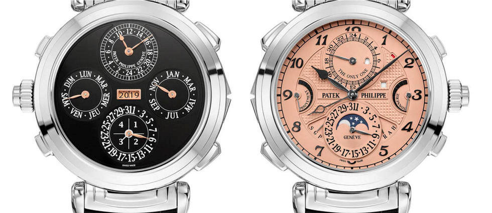 most expensive watch in the world - The only one - Patek Philippe