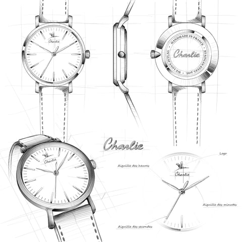 montre femme made in france