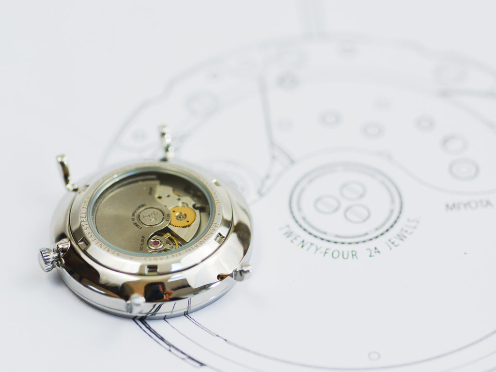 Mouvement automatique - Charlie Watch