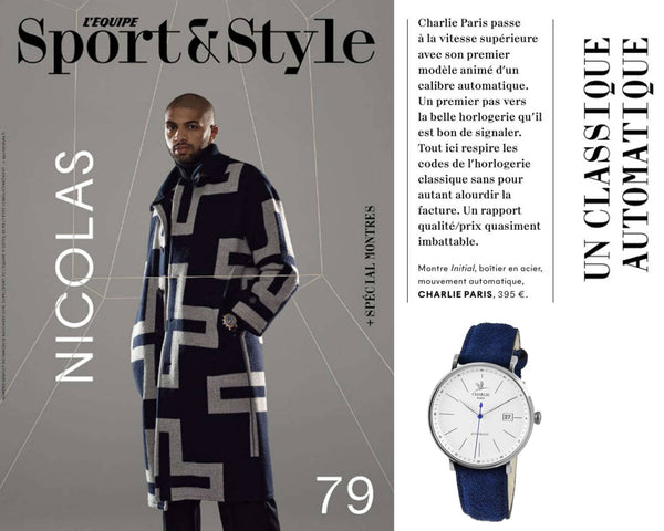 charlie watch sport & style