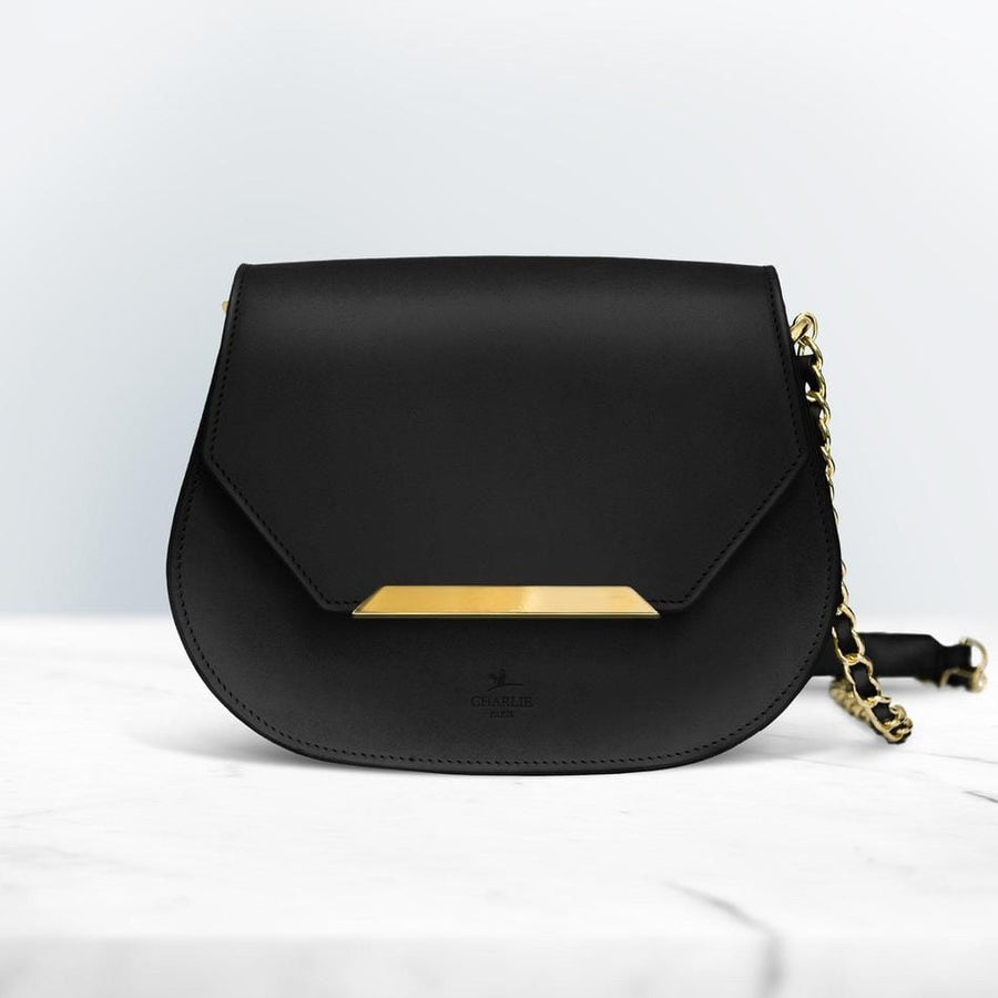Black Signature bag