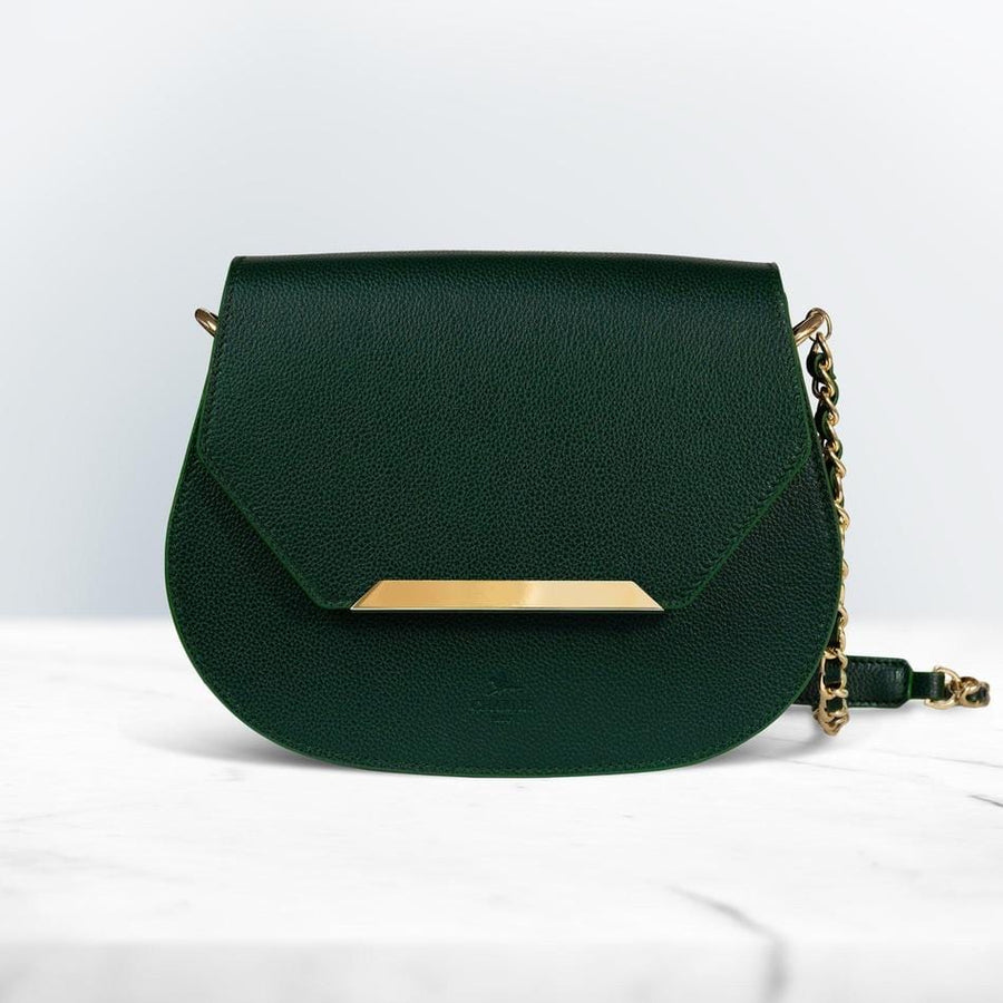 Signature Bag - Green